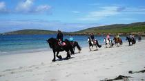 Shore Excursion: Guided Beach Horse Riding Excursion: Wild Atlantic Way Connemara, Galway, Ports of ...