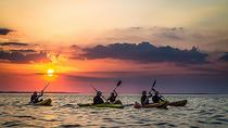 Shore Excursion: Guided half-day sunset kayaking in Connemara Wild Atlantic Way Galway coastline,...