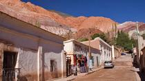 4-Day Tour of Salta Cafayate and Humahuaca, Salta, Half-day Tours