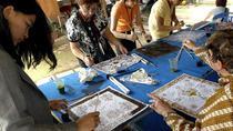 Experience of making Batik Colet, Bandung, Craft Classes