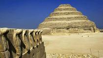 Full Day Tour of Memphis,Saqqara, and Dahshure Including Lunch, Cairo, Day Trips