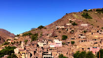 3-Day Private High Atlas Mountains Hiking Tour from Marrakech
