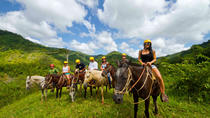 Horseback River Tour in Jaco , Jaco, Horseback Riding