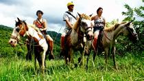 Jaco Horseback Zipline and Rappel Combo Tour, Jaco, Horseback Riding