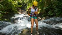 Rappel El Encanto Waterfall in Jaco , Jaco, Climbing