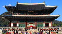 Korean Culture Walking Tour with Gyeongbokgung Palace, Seoul, Half-day Tours