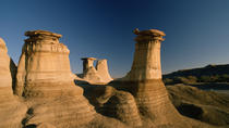 Drumheller and Badlands Full-Day Tour with a Small Group, Calgary, null
