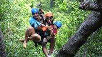 Roatan extreme zip line and snorkeling excursion, Roatan, Ziplines