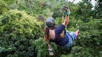Zipline and Hiking Adventure in Roatan, Roatán