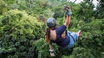 Zipline and Hiking Adventure in Roatan, Roatan, Fishing Charters & Tours