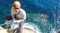 Canyoning day, Marseille, Climbing
