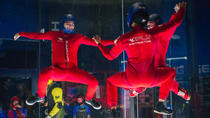 Chicago-Lincoln Park Indoor Skydiving Erfahrung, Chicago, Adrenaline & Extreme