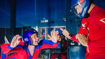 Chicago-Naperville Indoor Skydiving Erfahrung, Chicago, Adrenaline & Extreme