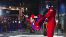 Houston Memorial Indoor Skydiving Experience, Houston, Adrenaline & Extreme