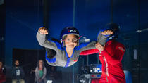 Houston Woodlands Indoor Skydiving Experience, Houston, Adrenaline & Extreme
