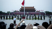 Private Beijing Night Walking Tour with Flag Lowering Ceremony at Tiananmen Square , Beijing, Night ...