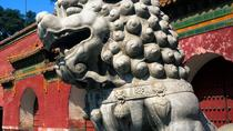 Private Day Tour: Mutianyu Great Wall, Tiananmen Square, and Forbidden City, Beijing, Half-day Tours