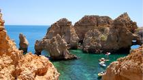 Lagos and Ponta da Piedade by Convertible or Scooter from Portimão and Alvor, Portimao, ...