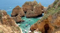Lagos and Ponta da Piedade by Convertible or Scooter from Portimão and Alvor, Portimao, Half-day ...