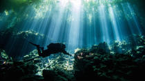 Silver Diving Package: 5 Days and 10 Cavern and Cenote Dives, Playa del Carmen, Scuba Diving