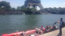 60-Minute Speed Boat Tour in Paris
