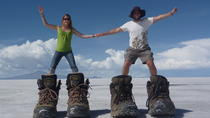 3-Day Uyuni Salt Flats and Desert Adventure, Uyuni