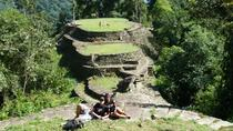 5-Day Lost City Trek, Santa Marta, Hiking & Camping