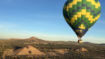 Full Day Teotihuacan Hot Air Balloon Tour from Mexico City, Mexico