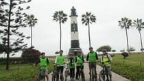 Private Lima Highlights Bike Tour with Miraflores, Lima, null