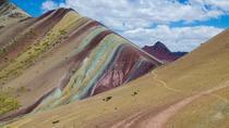 Rainbow Mountain Trek, Cusco, Hiking & Camping
