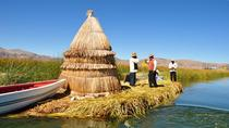 Uros Kayaking e Taquile Island Day Tour, Puno