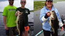 4-hour Rodman Reservoir Fishing Trip near Gainesville, St Augustine