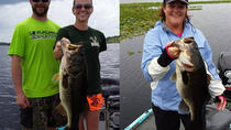 Half Day Rodman Reservoir Fishing Trip near Gainesville, St Augustine, Fishing Charters & Tours