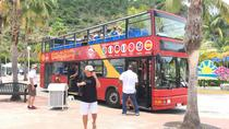 Tour in autobus a due piani di St Maarten, Philipsburg, Bus & Minivan Tours