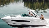 28' Sea Ray Rental with Captain and Mate, Miami, Boat Rental