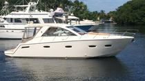 40' Sealine Charter with Captain and Mate, Miami, Boat Rental