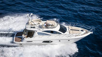43' Cranchi Yacht Charter with Captain, Miami, Boat Rental