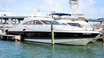 65' Princess Charter with Captain and Mate, Miami, Boat Rental