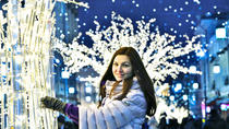 Private Christmas Lights Tour in Moscow with Red Square, Old Town and VDNKh, Moscow, Christmas
