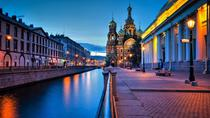 River Boat Trip in Saint Petersburg, St Petersburg, Day Cruises