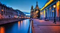 River Boat Trip in St. Petersburg, St Petersburg, Day Cruises