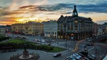 Rooftop Tour in St Petersburg, St Petersburg, Skip-the-Line Tours