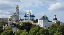 Trip to Sergiev Posad from Moscow - Private Tour, Moskva