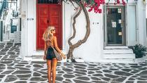 Mykonos Walking Tour with a Personal Photographer, Mykonos, Private Sightseeing Tours