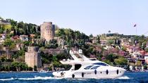 2-Hour Bosphorus Yacht Cruise with Transfers, Istanbul, Day Cruises