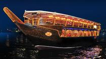Abu Dhabi Dhow Dinner Cruise- Romantic Evening with Authentic Arabic Cuisine, Abu Dhabi, Dhow...
