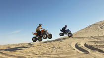 Best of Abu Dhabi Desert Safari Thrilling Quad Bike and 4W Dune Bashing, Abu Dhabi, Day Trips