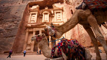 Best of Jordan Tour Lawrence von Arabien Petra und Totes Meer mit Wadi Rum 7 Tage, Amman, Multi-day Tours