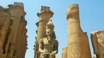 Day Tour: Luxor East and West Banks with Domestic Flight Private Guide and Lunch Included, Cairo, ...