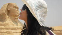 Exclusive & Private Full Day Trip to The Pyramids of Giza & The Egyptian Museum, Giza, Private...